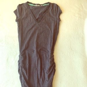 Athleta Body Con T-Shirt Dress